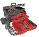 Craftsman 255 pc. Mechanics Tool Set with Lift Top Storage Chest, # 35255