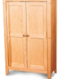 Catskill Craftsmen Pie Safe with Double Doors