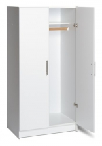 Prepac Elite Collection 32 Wardrobe Cabinet