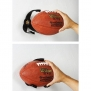Football Ball Claw (Black) (6.5H x 6.5W x 5.5D)