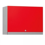 NewAge Products Performance Series Wall Cabinet, 18 by 24 by 12, Red