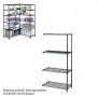 Safco Industrial Add-On Shelving Unit