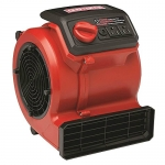Craftsman | Best Air Blower for Carpet Drying | Flat Surface Air Mover | Guaranteed | Perfect For Tile, Cement or Deck | 3 Speed | Indoor Outdoor | Top Rated - #1 Seller | Home Improvement