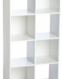 ClosetMaid 420 8-Cube Laminate Storage Organizer, White
