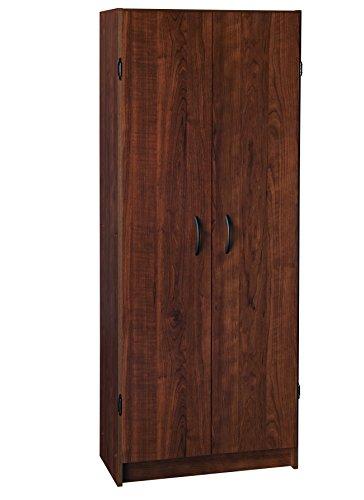 Closetmaid 1308 Pantry Cabinet Dark Cherry Closetmaid Closetmaid 1308